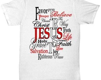 Trust Jesus Tee