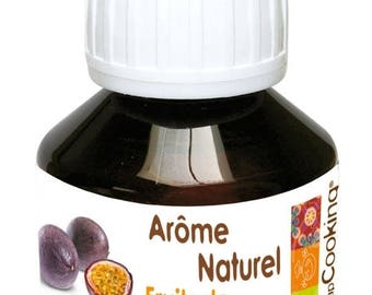 Natural aroma from the 50 ml - Scrapcooking Passion fruit