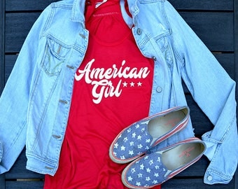 USA, Patriotic, American Pride, 4th of July, Tank top, womens tank top, american girl, America tank top, 4th of July tank top, Olympics