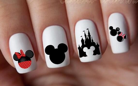 Disney Nail Decals