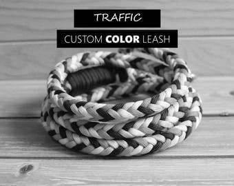 Custom Traffic Leash
