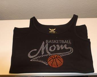 Basketball/Football/Volleyball/Soccer Mom Shirt