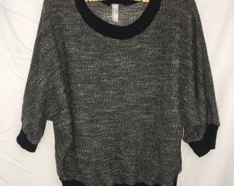 American Apparel Speckled Pullover