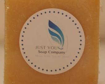 Mango Papaya Cold Process Natural Soap