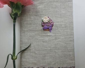 CUPCAKE cover for a Recipe book