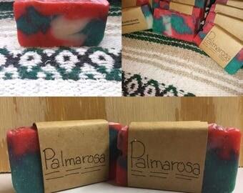 Organic Soap Palmarosa