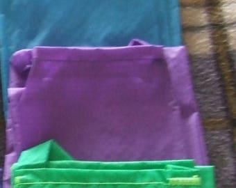Waterproof Ripstop Nylon Tie-in Tail Bags 80x12