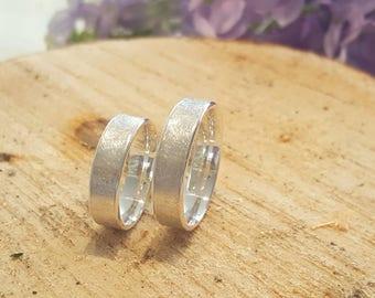 Vintage wedding rings / partner rings