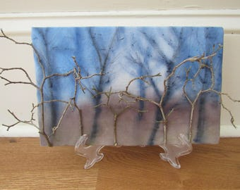 3-D Twig Forest