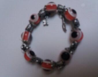 Pearl bracelet /gourmette