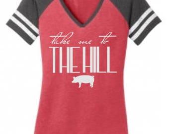 The Hill Women's Tee