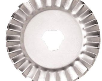 Pinking/Crocheting Universal German Made Steel Rotary Blades