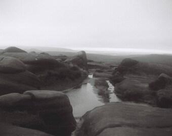 Stones near Stanage