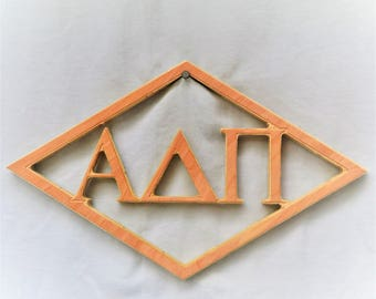 ADPi Diamond Wall Hanging