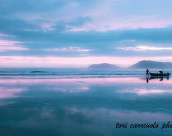 Costa Rica Sunset; Digital Download; Instant Download