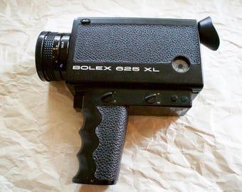 Bolex 625 XL Vintage Super-8 Movie Camera