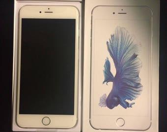New Apple iPhone 6S Plus 16gb Silver Unlocked