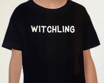 Little Witchling Tshirt LW32217