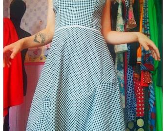 Dress style 50's
