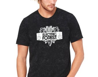 Electric Forest Crystal T-Shirt