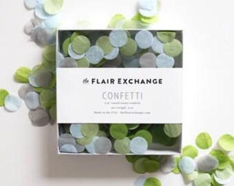 Confetti, Handcut Confetti - Blooming