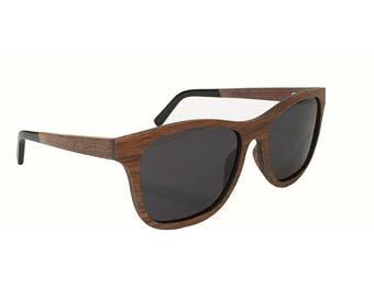 Driftwood Wayfarer Sunglasses