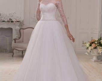 Wedding dress wedding dress bridal gown YVONNE