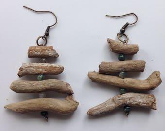 Driftwood Mobile earrings