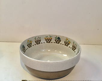 Midwinter stoneware Bowl Dishwasher Safe /Member of the Wedgewood Group/Made in England