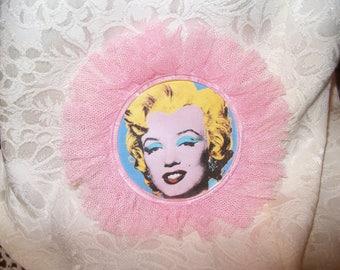 Retro Themed Handmade Buttons