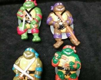 Teenage Mutant Ninja Turtles Magnets