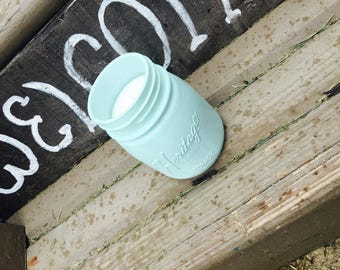 Citronella Mason Jar Candle