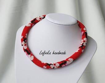 Flowered jewelry