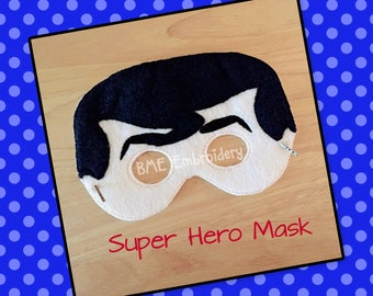 Superman Mask-Halloween Mask/Costume-Dress Up-Pretend Play-Child's Imaginary Play- Birthday Party Favor-Theme Parties-Hero Mask-Photo Prop