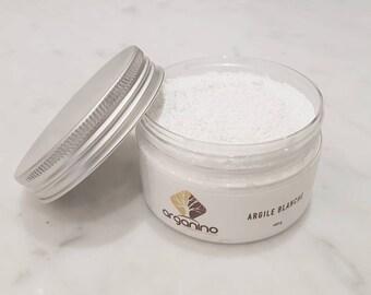 100g white clay.