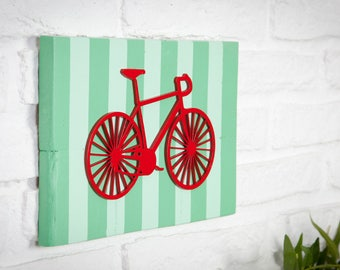 Poster bike