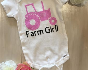 Farm Girl Onesie