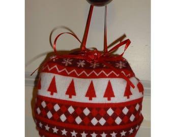 ugly Christmas ornament