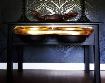 washbasin sideboard Table Antique Design