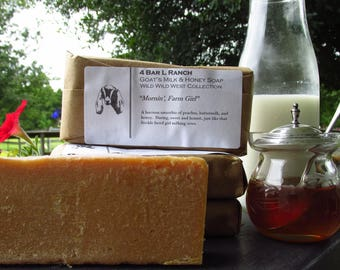 Old Fashioned Goat's Milk and Honey Soap