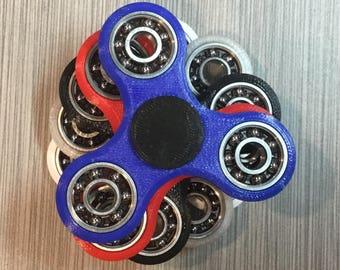 Fidget Spinner Rollin' on 4