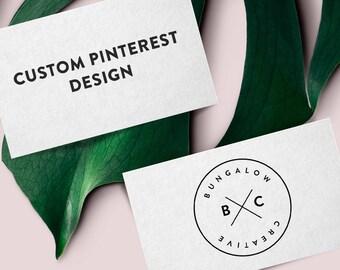 Custom Pinterest Design