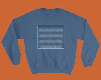 Scientist Sweater