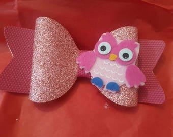 owl bow (large)