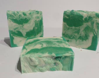 Apple Candy Artisan Soap