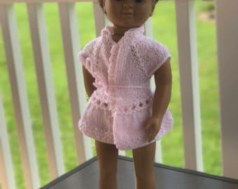 American Girl Robe and Slipper Socks