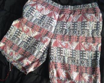 Vintage Stussy Beach Shorts