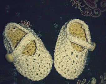 made in organic cotton crochet babies