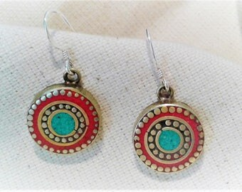 Himalayan Chic earrings