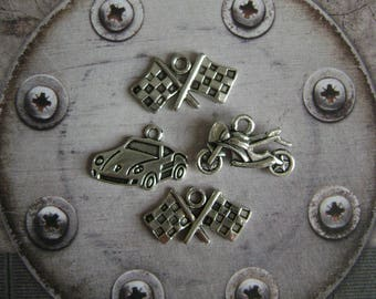 Charms car / motorcycle